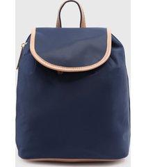 mochila mini azul tommy hilfiger