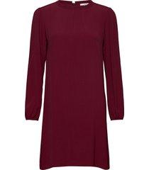 dresses light woven kort klänning röd esprit casual