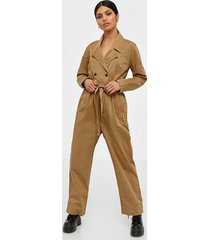 only onlmae l/s jumpsuit wvn jumpsuits
