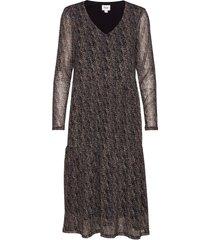 deasz desert jersey dress desert di knälång klänning saint tropez