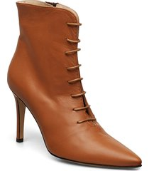 pearl shoes boots ankle boots ankle boots with heel brun jennie-ellen