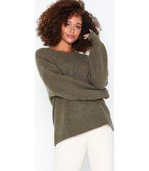 y.a.s yasmilina knit pullover icons stickade tröjor