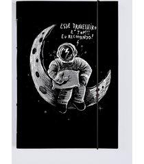 sketchbook travesseiro espacial