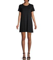 splendid women's super soft dress - black - size s