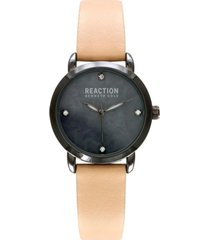 reloj beige reaction by kenneth cole
