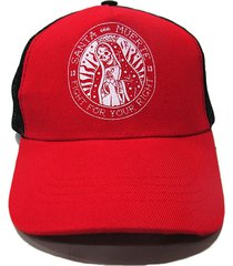 gorra lenny rojo fight for your right