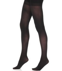 berkshire shaping firm all the way opaque butt booster with tummy control top tights 5053