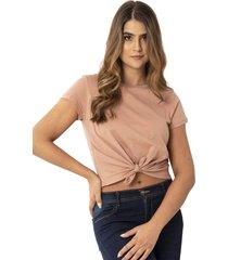 camiseta anatta rosa ragged pf51120481