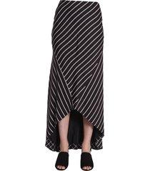 haider ackermann long skirt