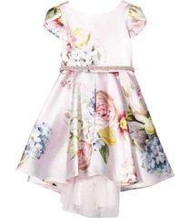 monnalisa floreal dress