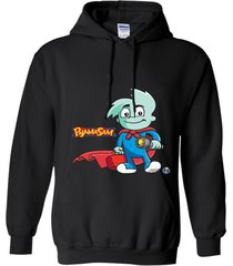 humongous entertainment pajama sam t-shirt hoodie