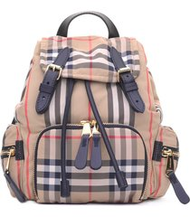 burberry burberry the rucksack small backpack