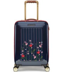 ted baker london small take flight hedgerow 21-inch spinner carry-on -