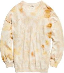 cosmos tie dye pullover