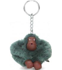 llavero monkeyclip s verde kipling