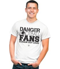 camiseta danger six points
