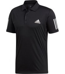 3 stripes polo t-shirt