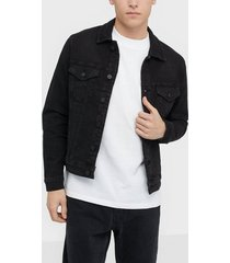 only & sons onscoin jacket black pk 0453 noos jackor svart