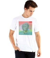 camiseta ouroboros manga curta vaporwave xtyle masculina