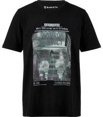 t-shirt babista svart
