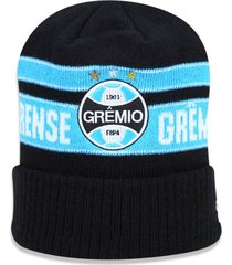 headwear new era gorro gremio preto