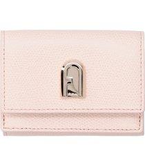 furla leather wallet