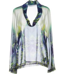 versace collection blouses
