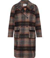 jrcarol ls coat - s ga yllerock rock svart junarose
