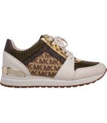 scarpe sneakers donna in pelle billie