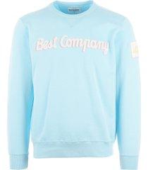 best company crew neck sweatshirt - cielo 692056