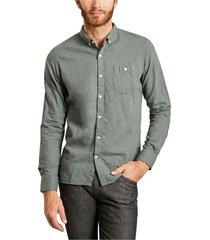 elder organic cotton flannel shirt