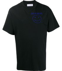 riccardo comi out of office t-shirt - black