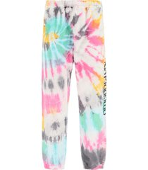aries tie-dye joggers print no problem