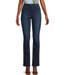 l'agence women's oriana high-rise straight jeans - monterey - size 23 (00)