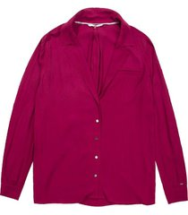 overhemd tommy hilfiger dw0dw05233