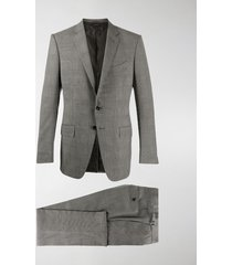 tom ford checked two-piece suit