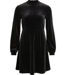 mini jurk longsleeve corduroy