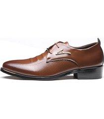 scarpe da uomo. punta a punta classic