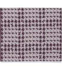 kiton scarf wool