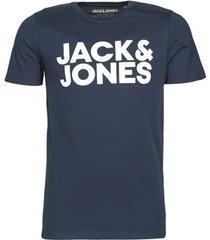 t-shirt korte mouw jack & jones jjecorp logo