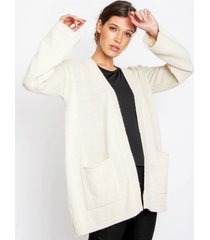 cardigan natural gold natalia picasso
