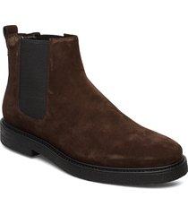 gary shoes chelsea boots brun vagabond