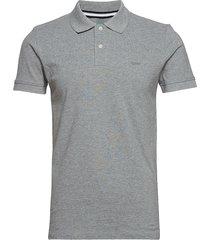 polo shirts polos short-sleeved grå esprit casual
