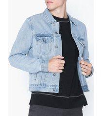 neuw type one jacket - archive jackor ljus blå