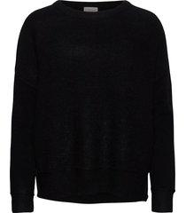biagio stickad tröja svart by malene birger
