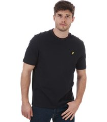 mens branded ringer t-shirt