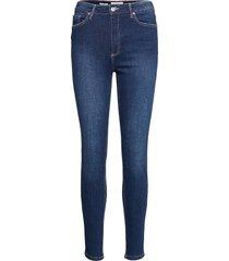 noa skinny jeans blå mango