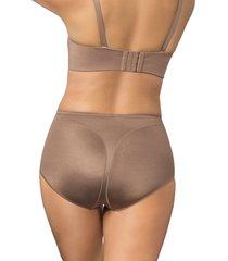 panty panty control suave chocolate leonisa 01214