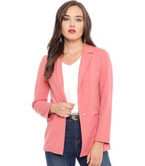 blazer ash coral - calce regular