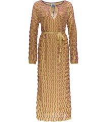 m missoni gold dress